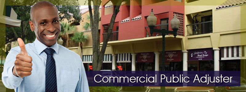 Commercial Public Adjuster in Miami